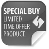 SPECIAL BUY LIMITED TIME OFFER PRODUCT.
