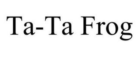 TA-TA FROG