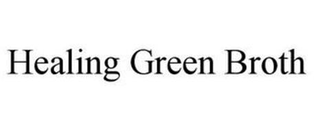 HEALING GREEN BROTH