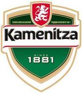 KAMENITZA SINCE 1881