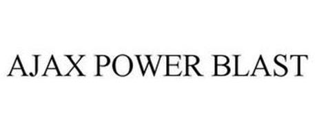 AJAX POWER BLAST