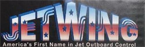 JETWING AMERICA'S FIRST NAME IN JET OUTBOARD CONTROL