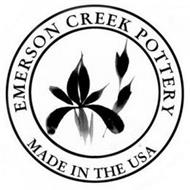 EMERSON CREEK POTTERY MADE IN THE USA