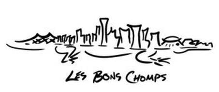LES BONS CHOMPS