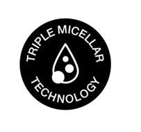 TRIPLE MICELLAR TECHNOLOGY