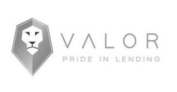 VALOR PRIDE IN LENDING