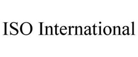 ISO INTERNATIONAL