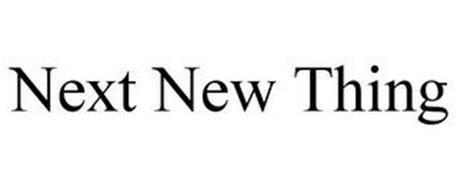 NEXT NEW THING