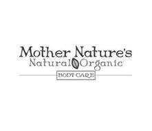 MOTHER NATURE'S NATURAL ORGANIC BODY CARE