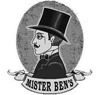 MISTER BEN'S