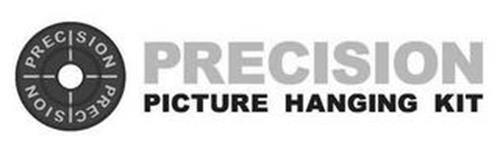 PRECISION PRECISION PRECISION PICTURE HANGING KIT