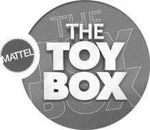 MATTEL THE TOY BOX