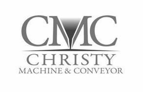 CMC CHRISTY MACHINE & CONVEYOR