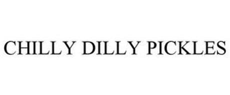 CHILLY DILLY PICKLES