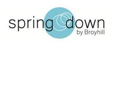 SPRING DOWN BY BROYHILL