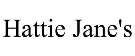 HATTIE JANE'S