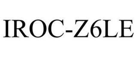 IROC-Z6LE