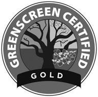 GREENSCREEN CERTIFIED GOLD