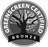 GREENSCREEN CERTIFIED BRONZE