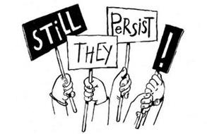 STILL THEY PERSIST!