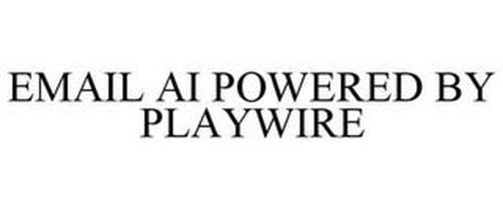 EMAIL AI POWERED BY PLAYWIRE