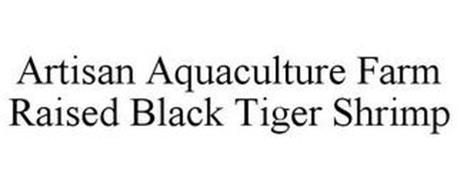 ARTISAN AQUACULTURE FARM RAISED BLACK TIGER SHRIMP