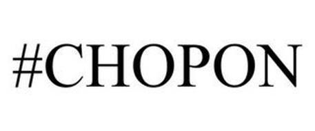 #CHOPON