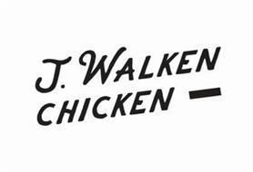 J. WALKEN CHICKEN -