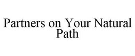 PARTNERS ON YOUR NATURAL PATH