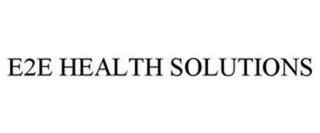 E2E HEALTH SOLUTIONS