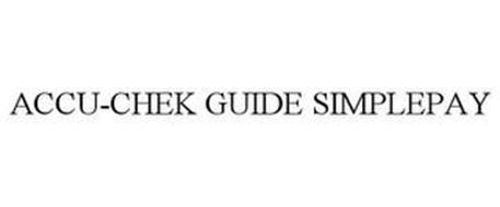 ACCU-CHEK GUIDE SIMPLEPAY