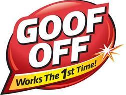 GOOF OFF WORKS THE 1ST TIME!