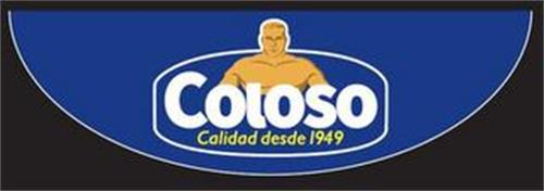 COLOSO CALIDAD DESDE 1949