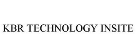 KBR TECHNOLOGY INSITE
