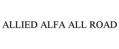 ALLIED ALFA ALL ROAD
