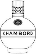 BLACK RASPBERRY LIQUEUR ROYALE DE FRANCE CHAMBORD