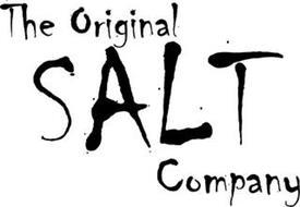 THE ORIGINAL SALT COMPANY