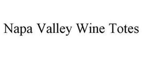 NAPA VALLEY WINE TOTES