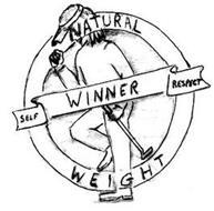 NATURAL WEIGHT WINNER SELF RESPECT