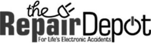 THE REPAIR DEPOT FOR LIFE'S ELECTRONIC ACCIDENTS