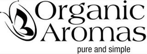 ORGANIC AROMAS PURE AND SIMPLE