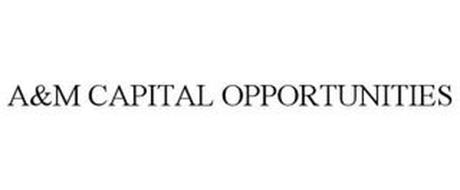 A&M CAPITAL OPPORTUNITIES