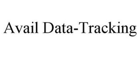 AVAIL DATA-TRACKING