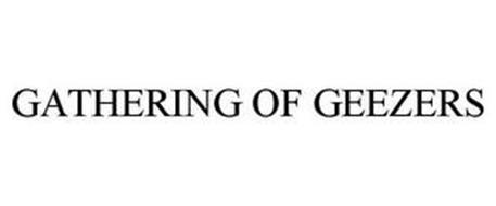 GATHERING OF GEEZERS