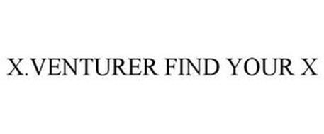 X.VENTURER FIND YOUR X