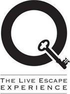 Q THE LIVE ESCAPE EXPERIENCE