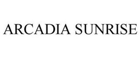 ARCADIA SUNRISE