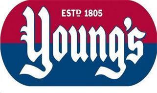 YOUNG'S ESTD 1805