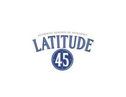 AUTHENTIC SEAFOOD OF PATAGONIA LATITUDE45