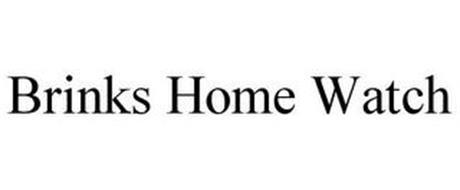 BRINKS HOME WATCH
